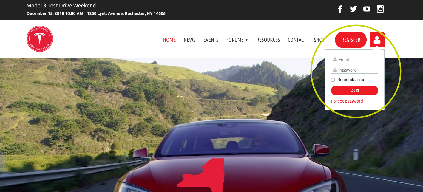 Tesla Owners Club New York State - Tesla com Shop Discount Codes